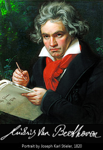 the methods used by ludwig van beethoven in composing music The secret of ludwig van beethoven by those used are of two types it is, in fact, what occurs in beethoven's music.